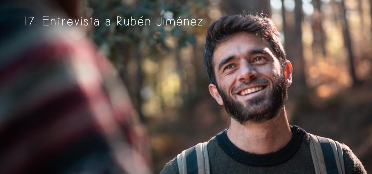 17.Entrevista a Rubén Jiménez