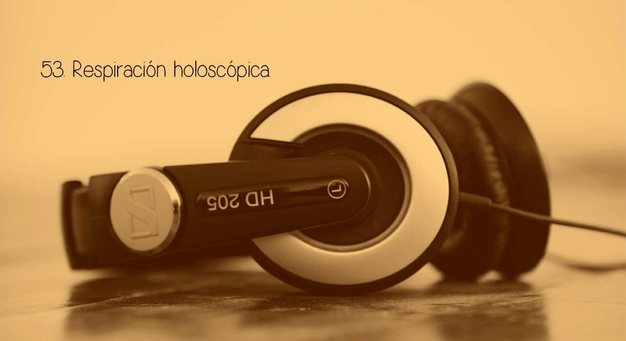 Respiración holoscópica